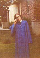 Graduation, June 3, 1976