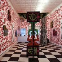 Installation Shot, Shafrazi Gallery, New York, 1982