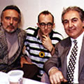 Dennis Hopper, Haring, Tony Shafrazi