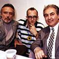 Dennis Hopper, Haring, Tony Shafrazi