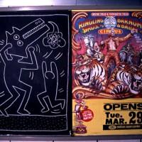 Keith Haring, Subway, 1982