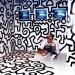Keith Haring painting Tokyo Pop Shop thumbnail