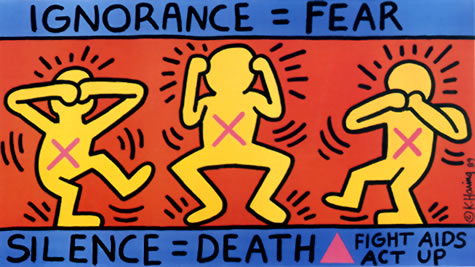 Ignorance = Fear