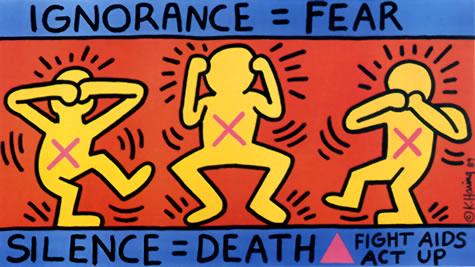 Ignorance = Fear
