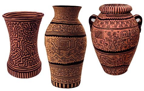 Untitled vases