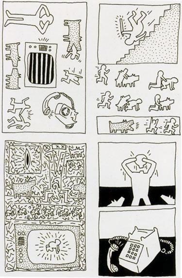 Nine Drawings