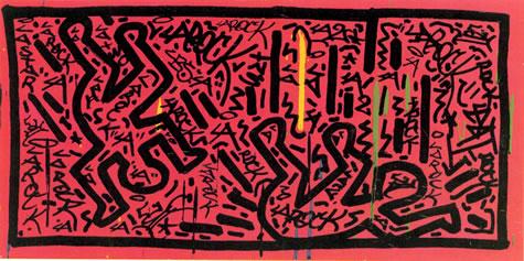 Untitled (In collaboration with LA II Angel Ortiz)