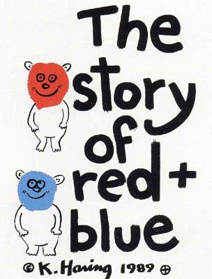 Story of Red and Blue