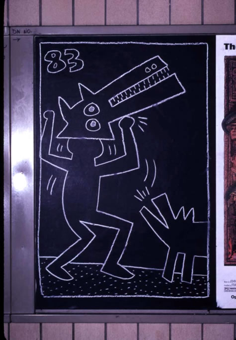 Untitled | Keith Haring