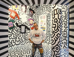 © Keith Haring Foundation Photo by Tseng Kwong Chi | © Muna Tseng Dance Projects, Inc., New York