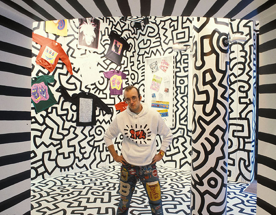 Pop Shop | Keith Haring