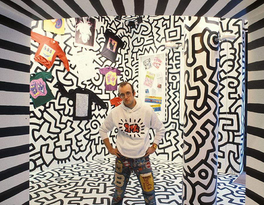Resultado de imagen de Keith Haring